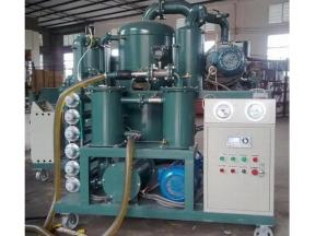 Double-Stage Transformer Oil Treatment Plant