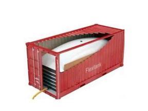 Palm Oil Flexi Bag 20FT Container Flexitank
