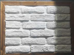 facebook twitter googleplus vk Easy Installation Split Clay Brick Slips thin Cement Brick