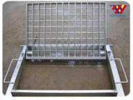 Good Quality Galvanized Steel Bar Grating