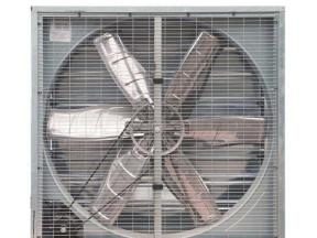 Ventilation Fan for Film Greenhouse and Pig Poultry