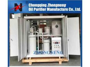 Vacuum Hydraulic Oil Purifier, Hydraulic Oil Recycling Plant (TYA)