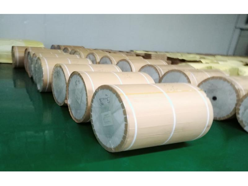 Carbonless Paper/NCR Paper Roll Without Contacting Plastic