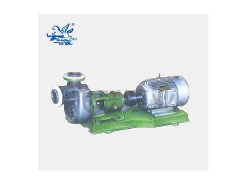 Zxb Industrial Chemical Centrifugal Fluoroplastic Self-Priming Pump