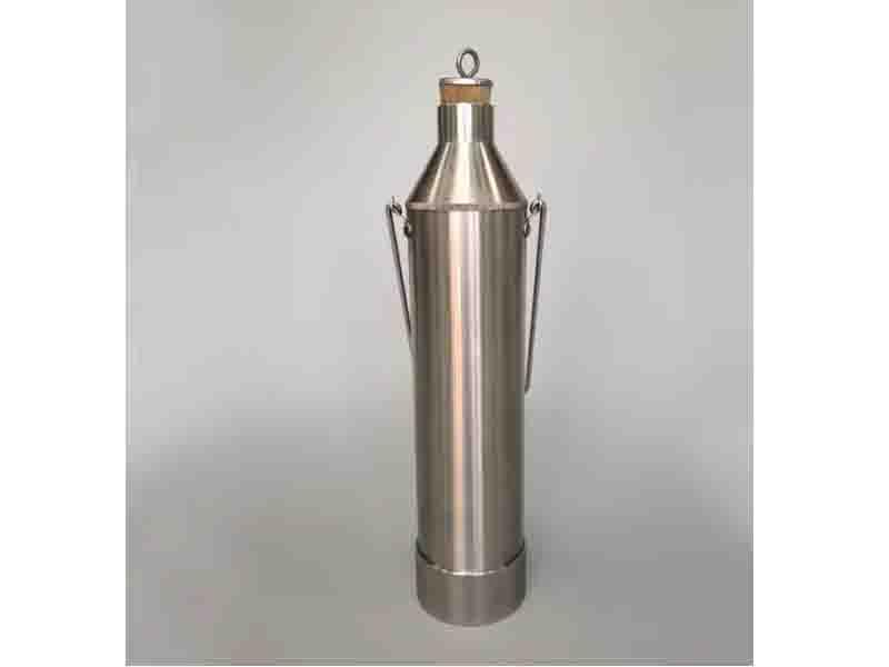 No Spark Stainless Steel and Brass Manual Weighted Sampling Beakers