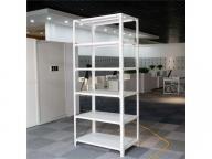 High Quality Metal Storage Rack 4 Shelves Goods Shelf