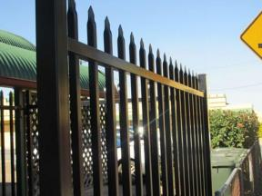 High Security Steel Fence Panels