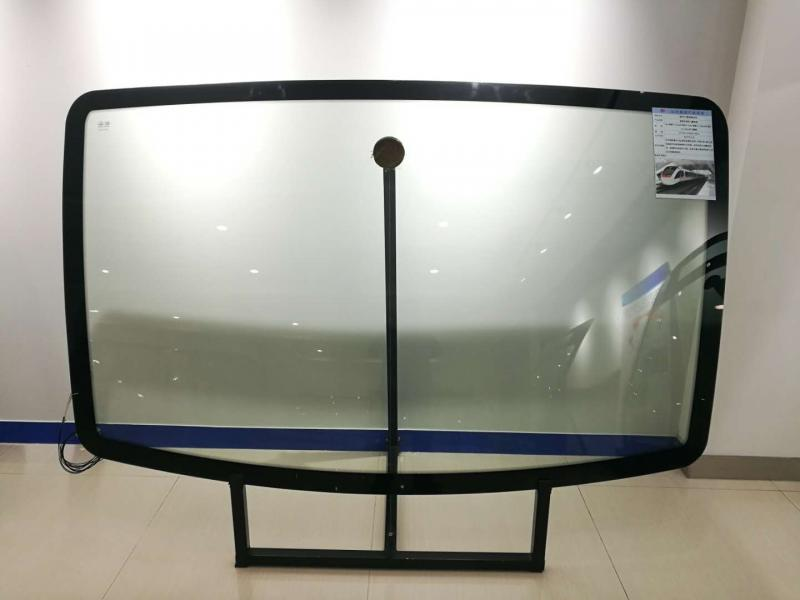 Windshield Electric Heating Laminated Glass with Anti-Spall Film