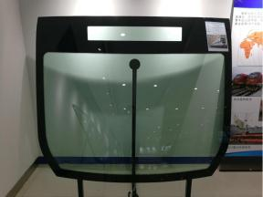 Laminated Glass for Railway Transit Vehicles