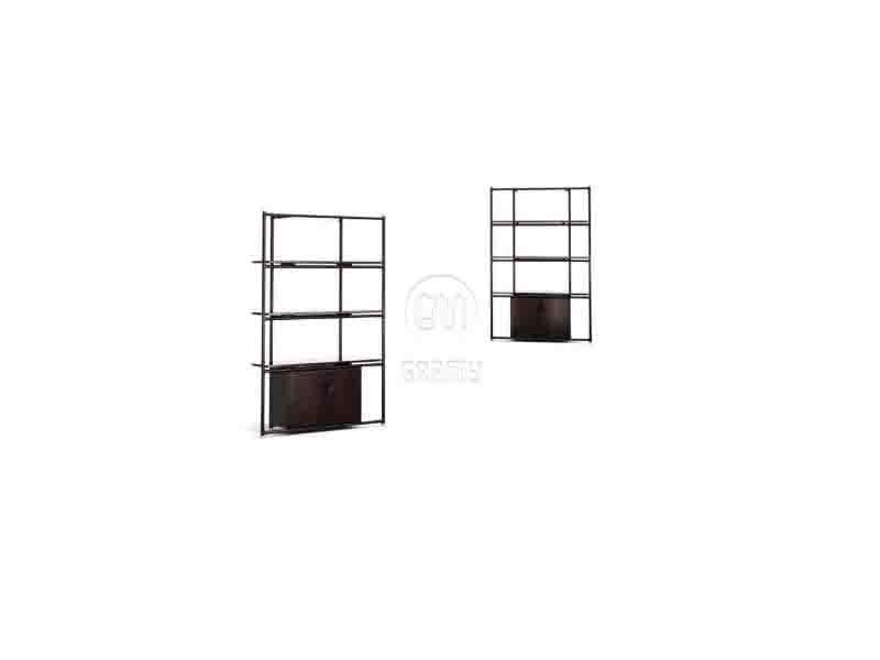 GZ Bookcase B18XR14 1410x430x2200 MM