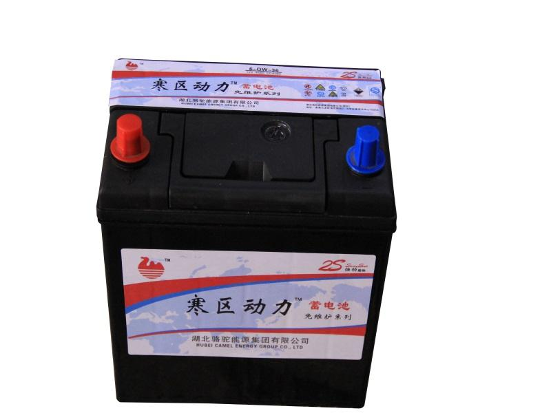 6-QW-36 NS40ZL JIS Standard Lead Acid Car Battery Maintenance Free Starter Battery