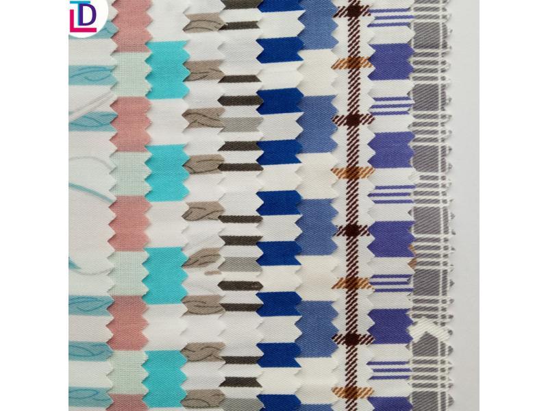 TC 80/20 Plain Printed Fabric