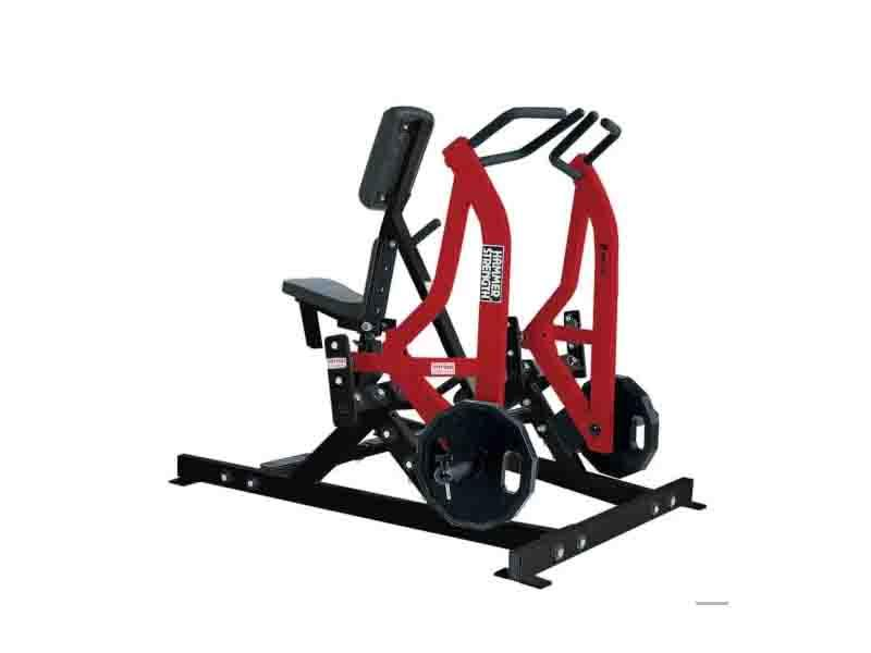 ISO- Lateral Rowing Hammer Strength Fitness Equipment New Gym Setup