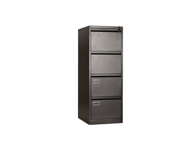 Office Used Hot Sale 4 Drawers Filing Cabinet Metal