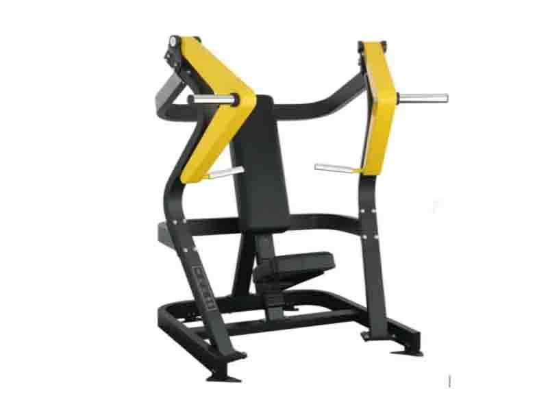 Commercial Fitness Gym Free Weight Equipment Wide Chest Press for 2018 Hot Selling