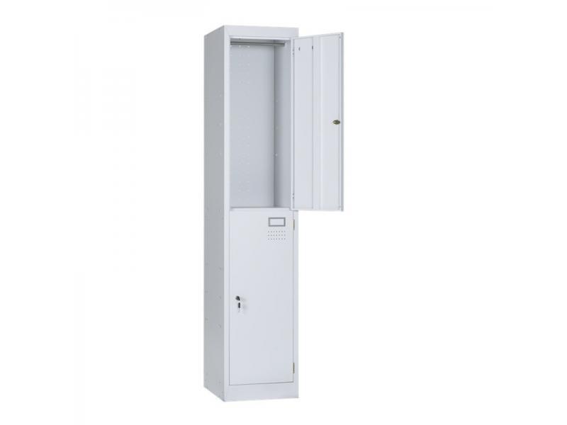 Manufacturers Black 2 Door Metal Industrial Steel Lockers