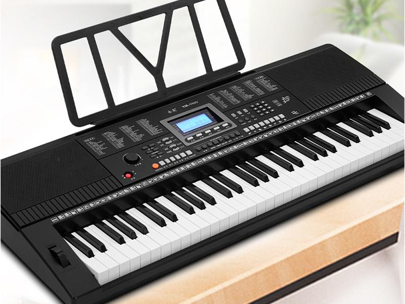 Fashion Show Musical Instrument Piano Keyboard Music with Touch Response 61 Keys