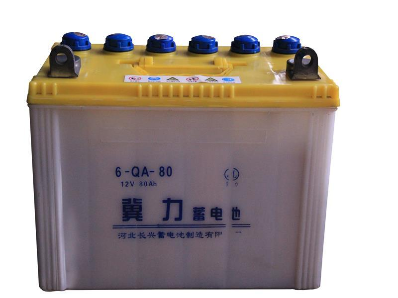 6-QA-80  95D31  Lead Acid Dry Charged   Car Battery