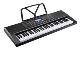 Singing Desktop Piano Keyboard Kids Toy Electronic Keyboard with Microphone