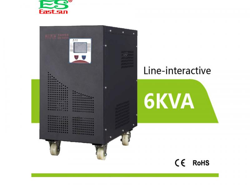 ESH Series  6KVA Line Interactive UPS