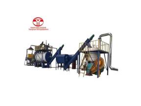 Equipment for Processing Animal Wastes To Produce Meat and Bone Meal