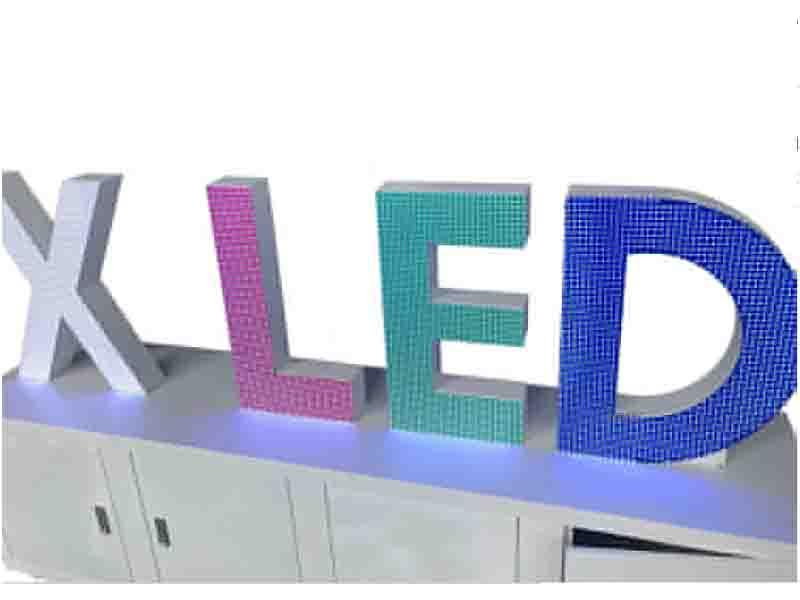 LOGO LED Display