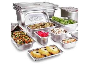 1.GN Pan-European Standard (Gastronorm Pan)