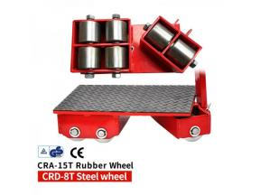 Heavy Duty Machine Dolly Roller Cargo Trolley Industrial in Stock Machinery Mover Skate