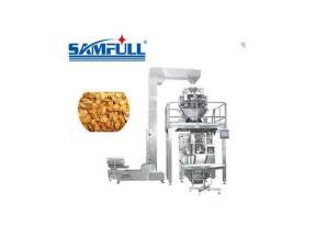 Roasted Pumpkin Seeds Packing Machine