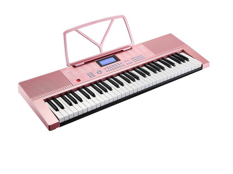 Wholesale Instrument Toys Electronic Piano Musical Keyboard 61 Keys