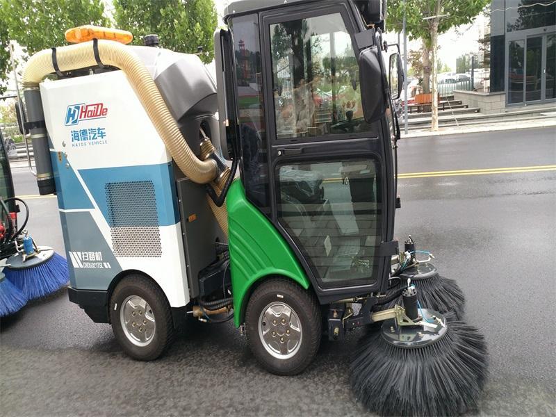 China Made Haide Sweeper CHD5021TSL Street Sweeper