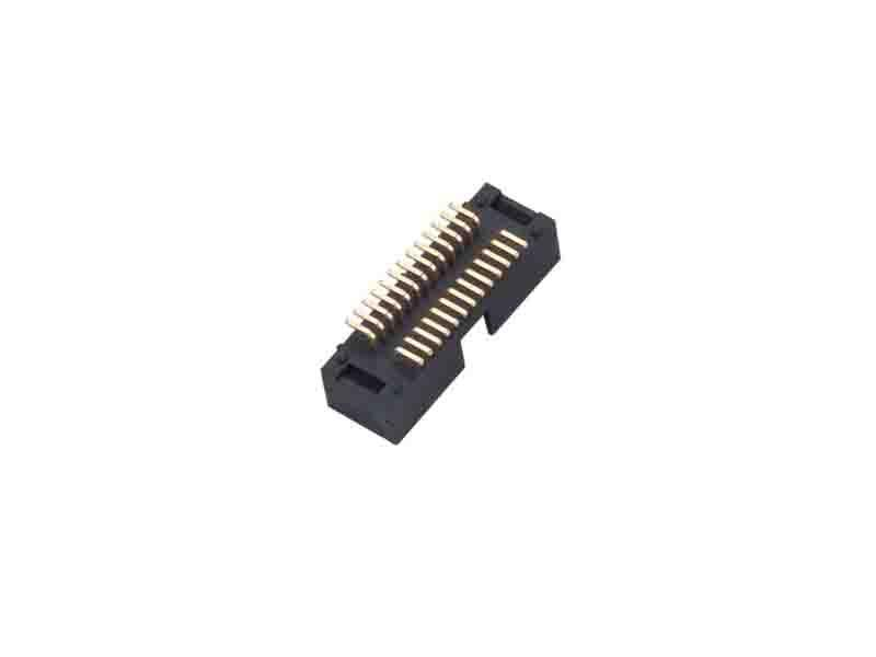 1.27*2.54mm Box Header SMT Type