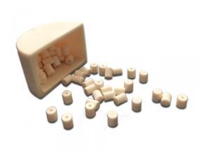 99.5% Refractory Alumina Ceramic Beads