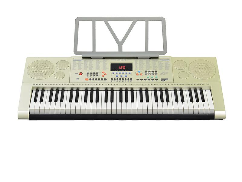 Popular 61 Key Professional Piano Keyboard with LED Display