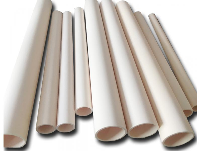 Industrial Alumina Ceramic Pipe/Tube