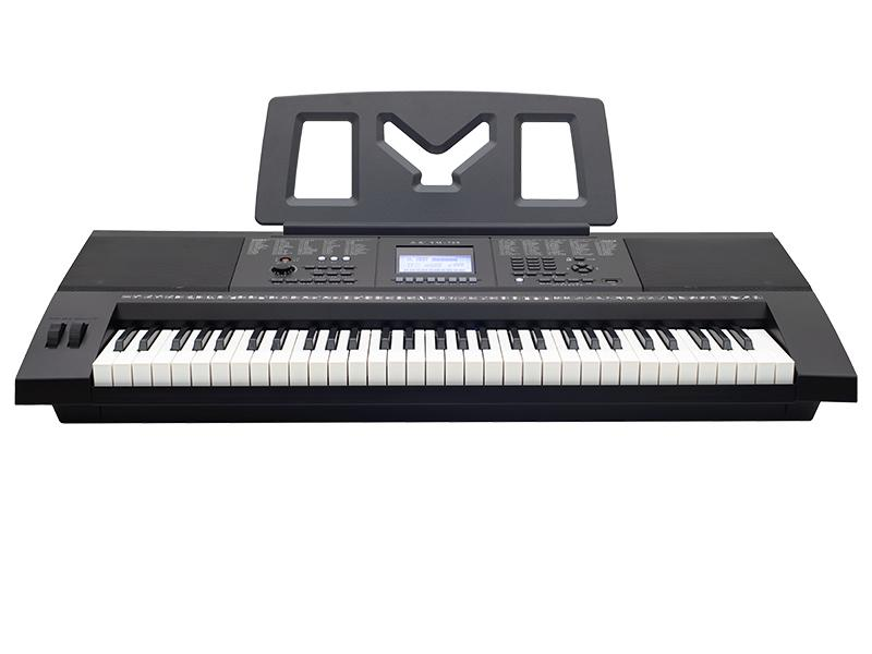 Smart Piano Keyboard MIDI 61 Keys Electronic Keyboard with Touch Response Keys