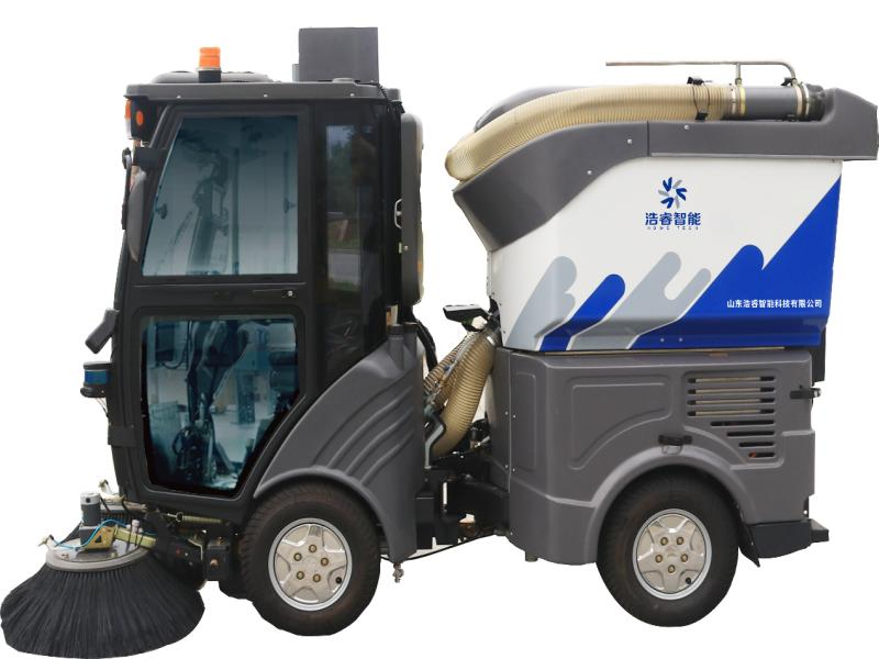 CHD5020TSL Compact Road Sweeper ( Full Electric )