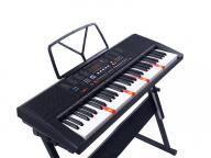 61 Keys Electronic Piano Keyboard with Lighting Keys