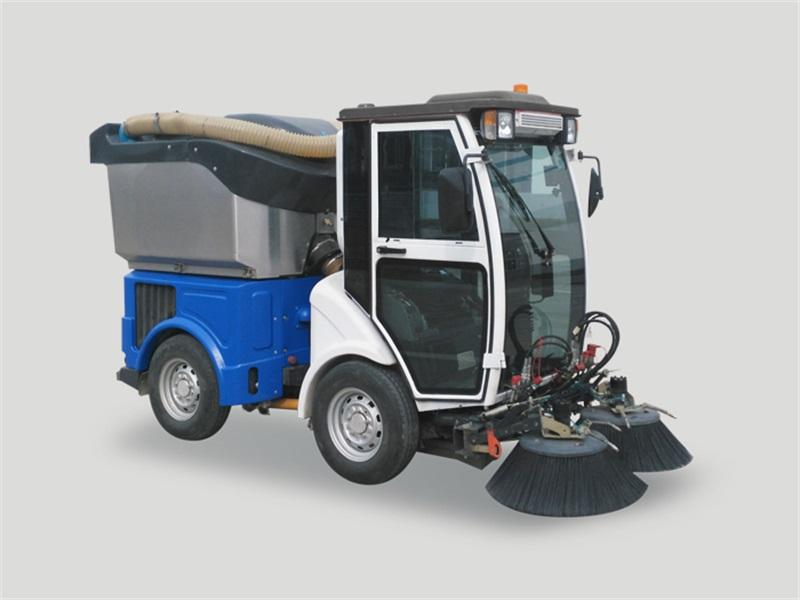 CHD5031TSL Multi-functional Road Sweeper ( Diesel Engine )