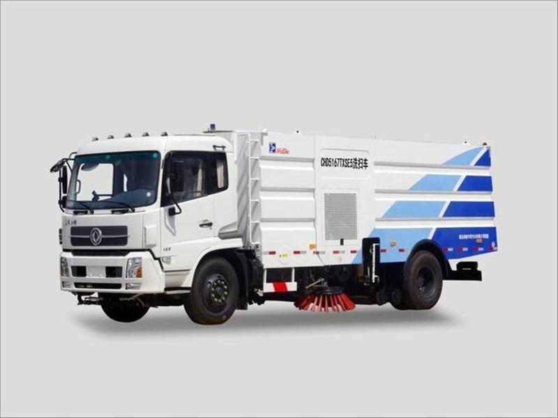 China Made Haide Street Washing Sweeper for Sale CHD5167TXS Runway Sweeper