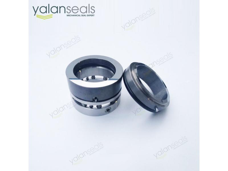 YALAN RO Pusher Mechanical Seals for Paper Pulp Pumps Mixers and Water Pumps