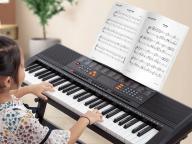 54 Keys 61keys Organ Electronic Musical Instrument Oriental Keyboard Piano with Factory OEM ODM Serv