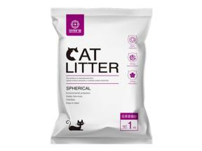 Flowers Fragrance Bentonite Ball Cat Litter