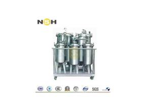 Vacuum Phosphate Ester Fuel-Resistant Oil Purifier Model FV