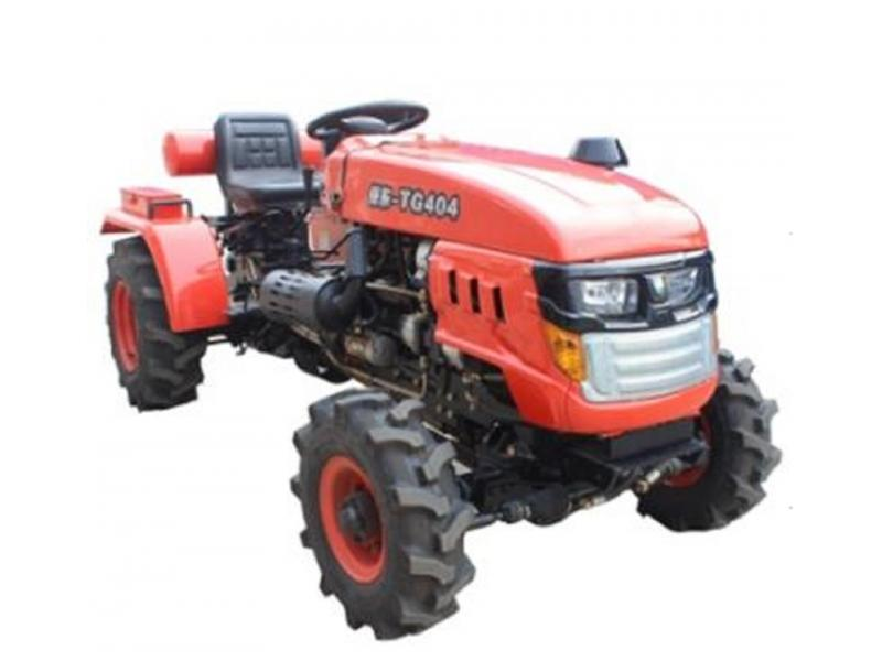 404 Hot Selling Good Quality Laidong Micro Tractor