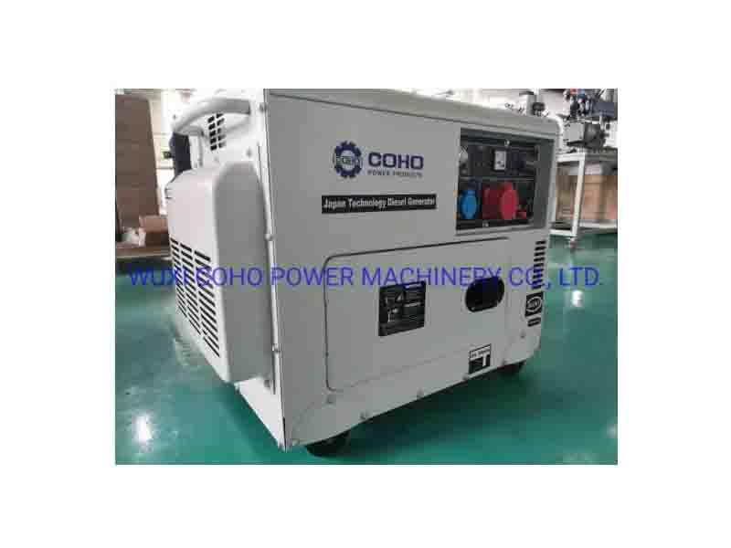 3-Phase for 8kw Silent Diesel Generator