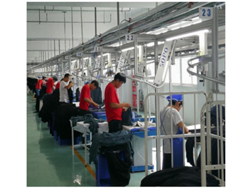 Dishang Group / Weihai Textile Group Import and Export Co., Ltd.