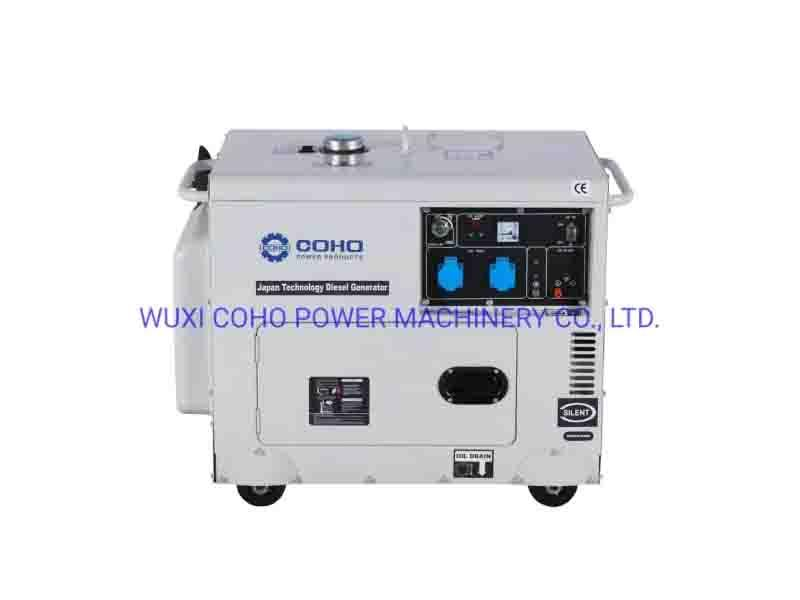 Nomal Silent Type for 5kw Diesel Generator