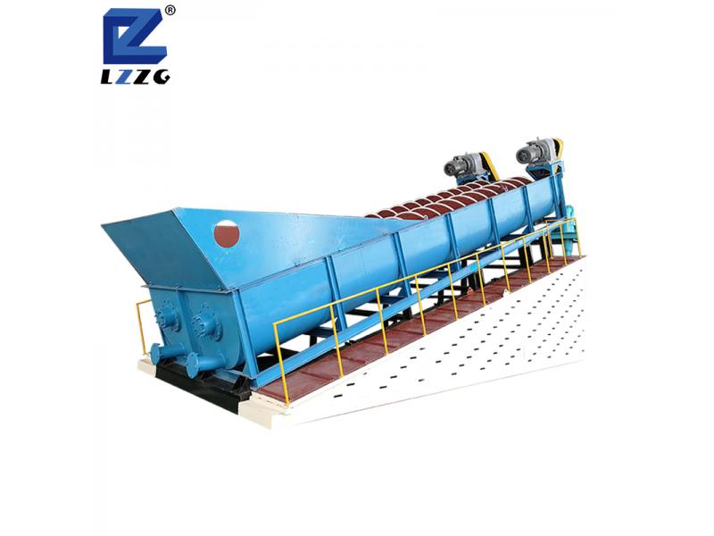 Cleaning Machine Spiral Sand Washer Plant for Sale