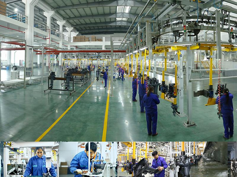 Zhejiang Cang Long Power Machinery Co., Ltd.